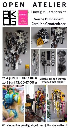 Open atelier Ebweg