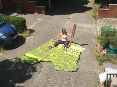 Groene Wollen Onderbroek Almere