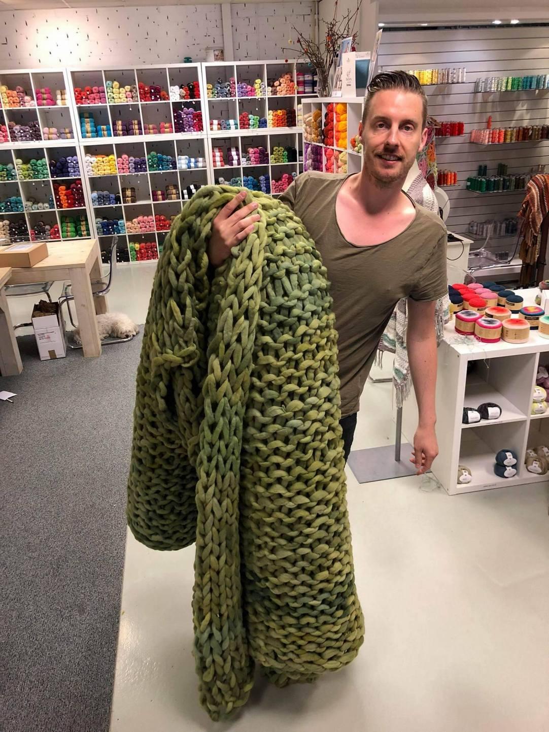 Making off De Groene Reus wollen onderbroek (67)